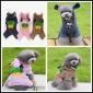 DogBaby宠物狗衣服厂家批发外贸现货泰迪爆款 萝卜兔子四腿棉衣