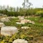 万吨灵璧石河道石产地批发,黄蜡石斧劈石,山皮石风景石批发